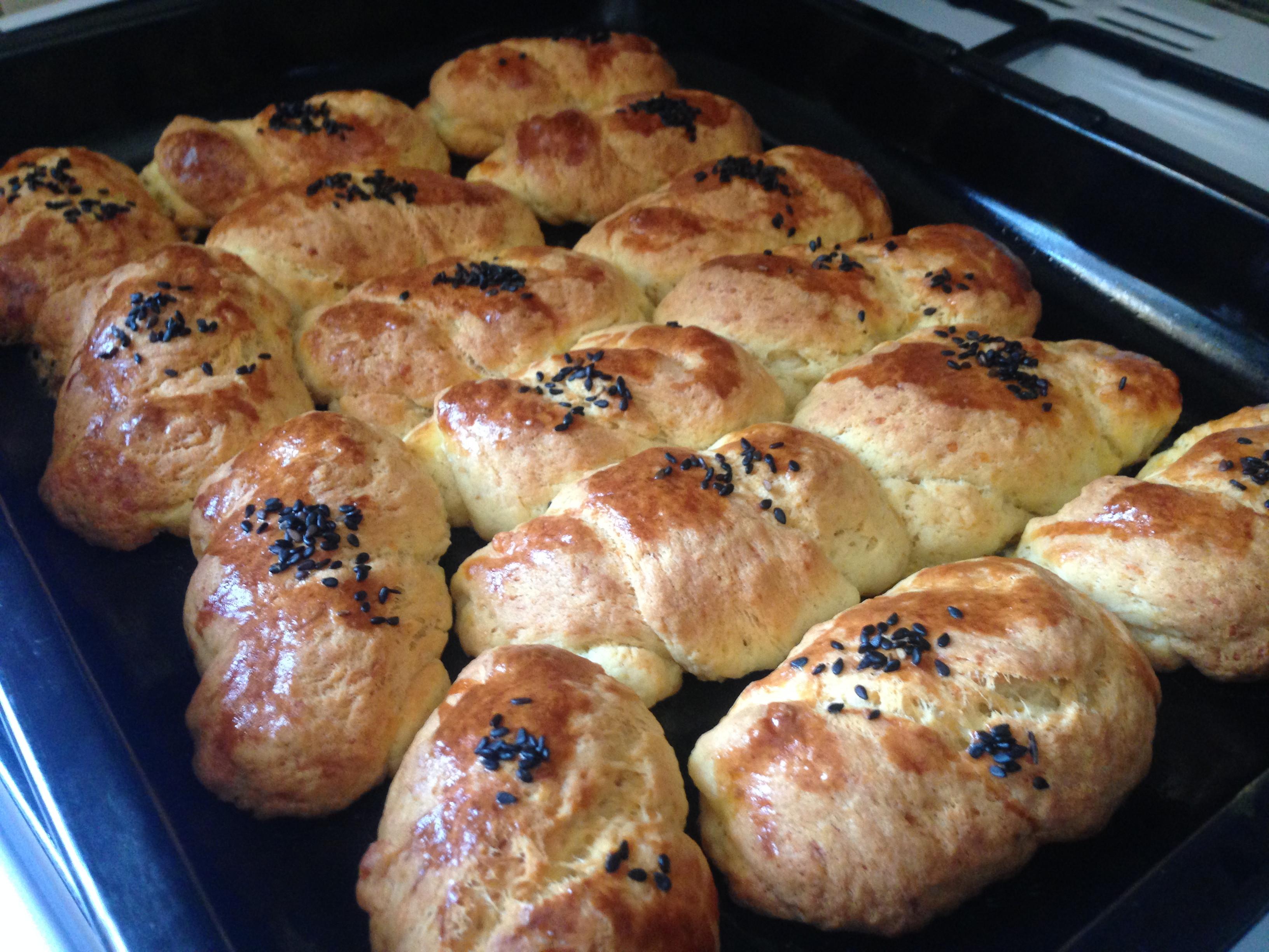 麵包9---奶酪鹹麵包