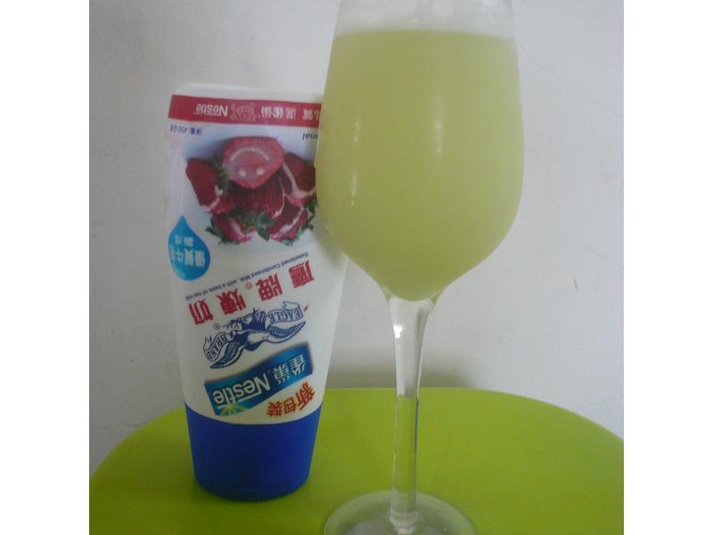 美麗CC─鮮味檸檬汁