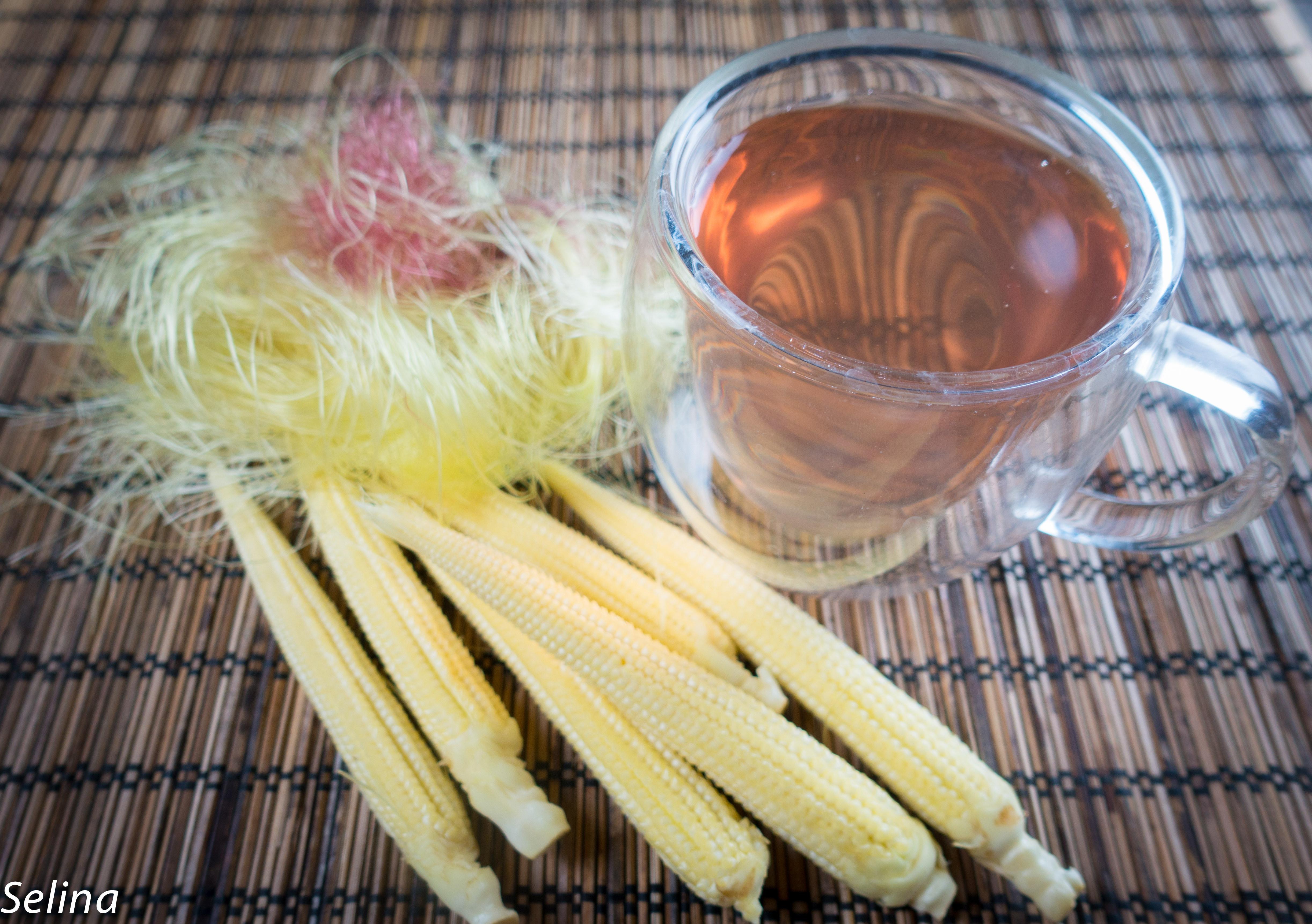 玉米鬚茶@Selina Wu