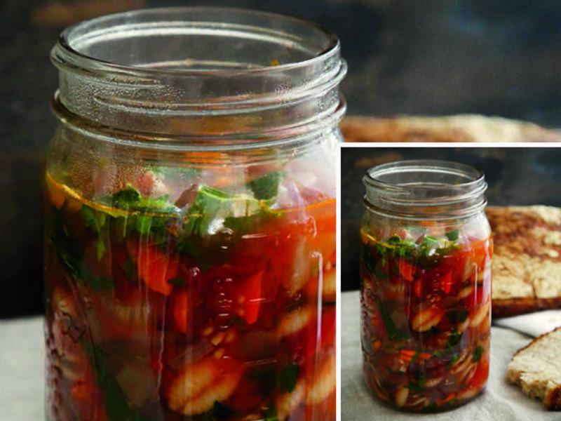 《暴徒廚房》義式蔬菜暖暖湯
