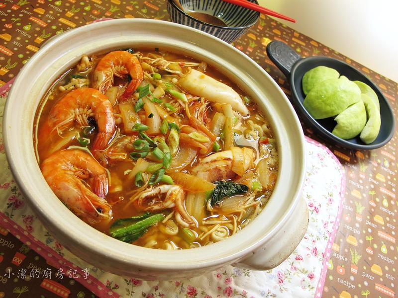 韓式炒碼麵
