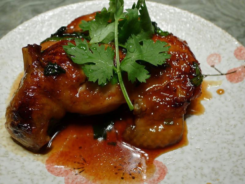 品靚上菜-照燒雞排