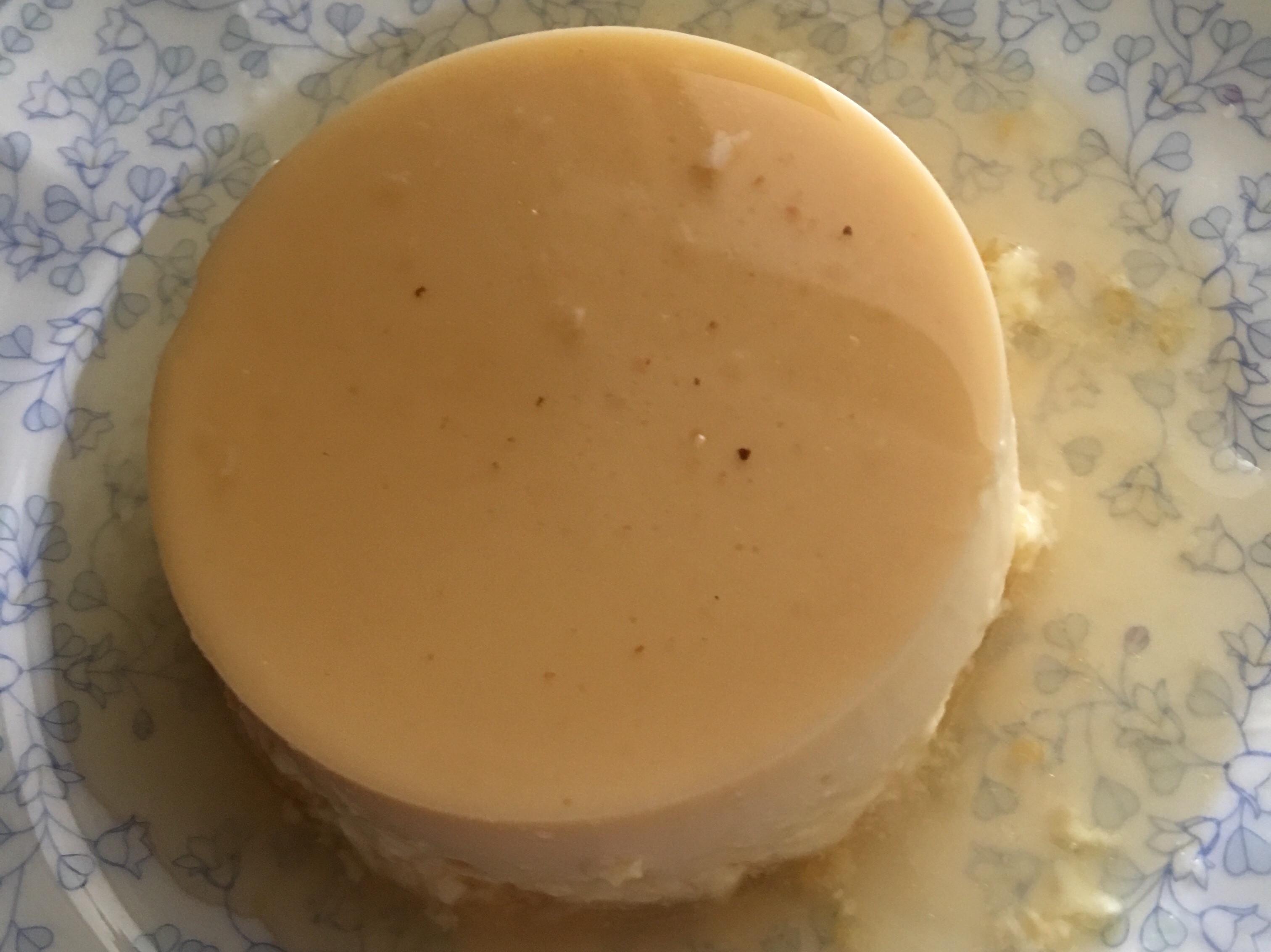 海鹽焦糖香草牛奶布丁🍮