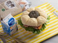 【麥典】 電子鍋麵包三部曲-芝麻堡堡