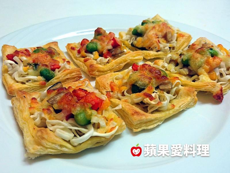 鮮蔬拉麵鹹派-五木拉麵