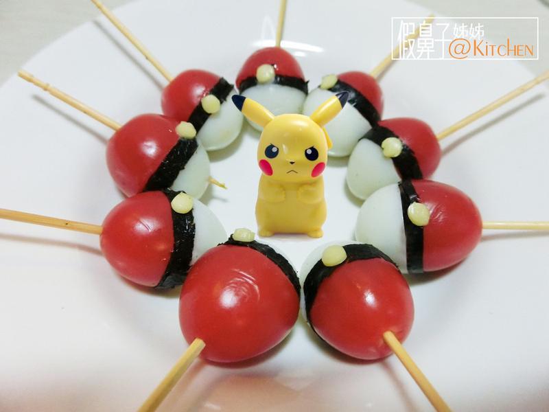 DIY寶可夢寶貝球