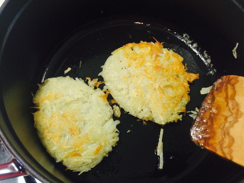 馬鈴薯絲薯餅