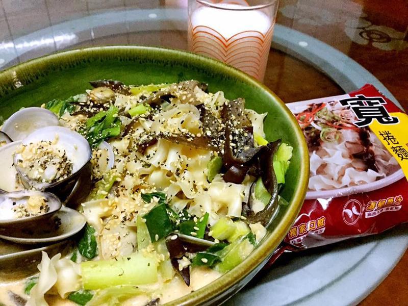 豆漿拉麵-五木拉麵