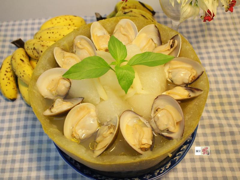蛤蜊冬瓜湯(盅)