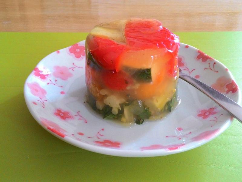 德式蔬菜凍 Sülze
