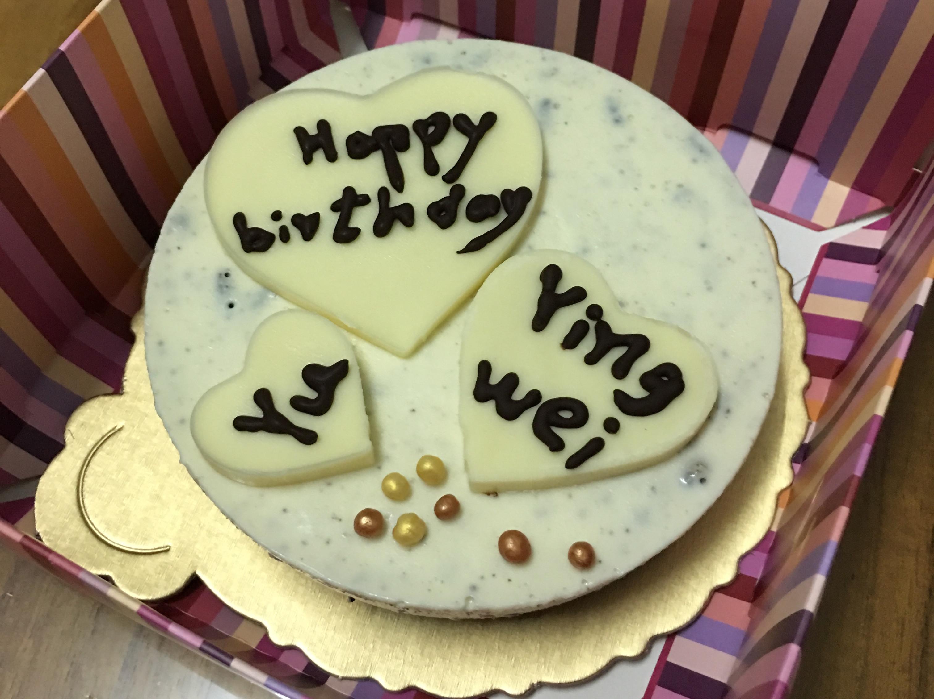 Oreo起司蛋糕 (六吋模)