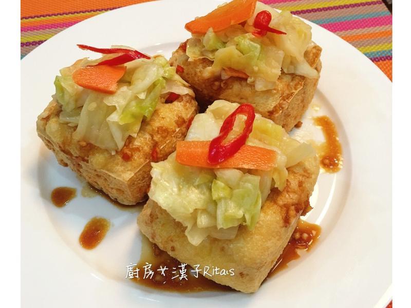 簡易爽脆台式泡菜