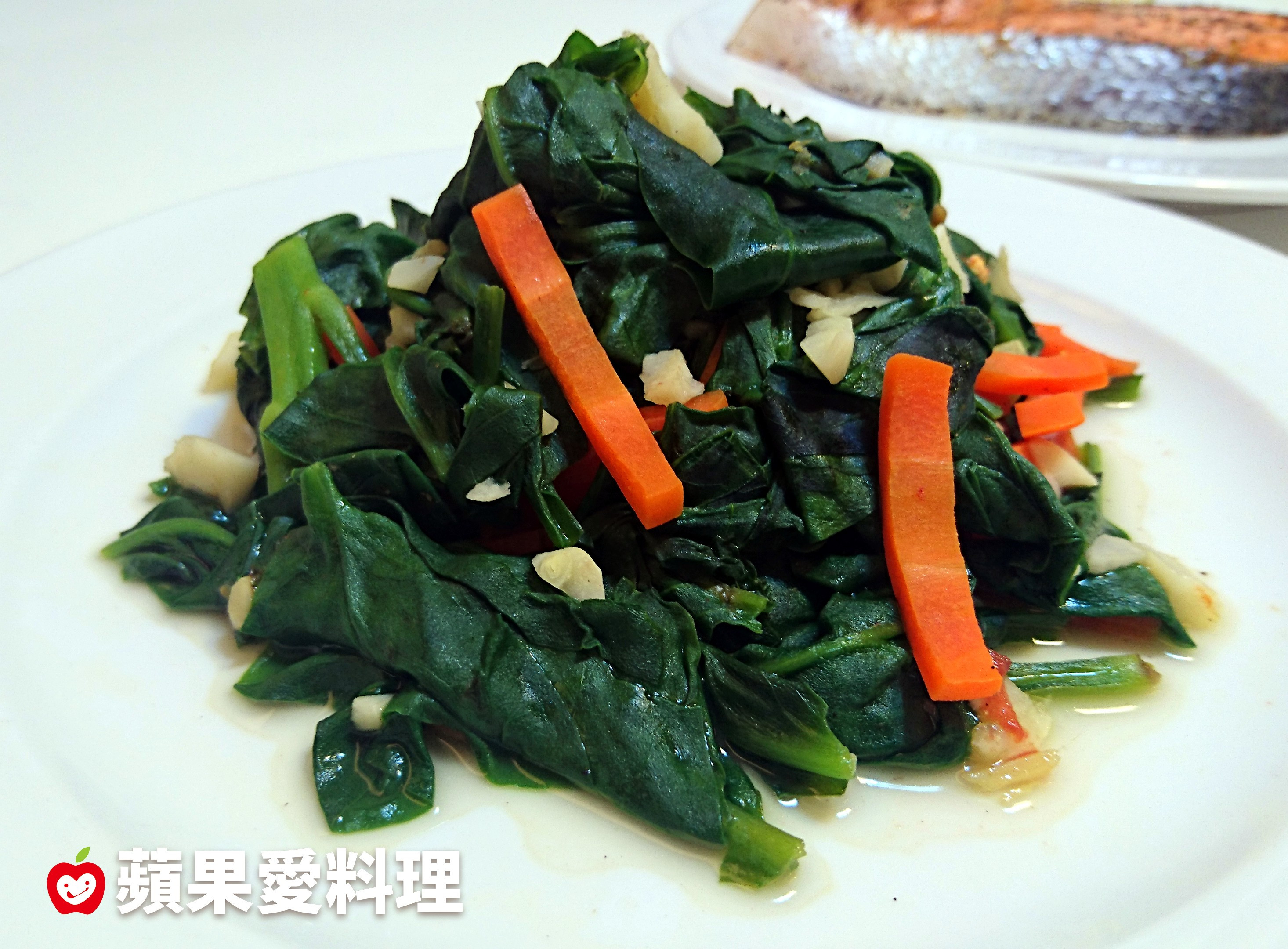 蒜炒皇宮菜
