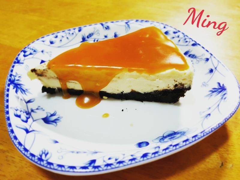 太妃糖白巧克力生乳酪 🍰