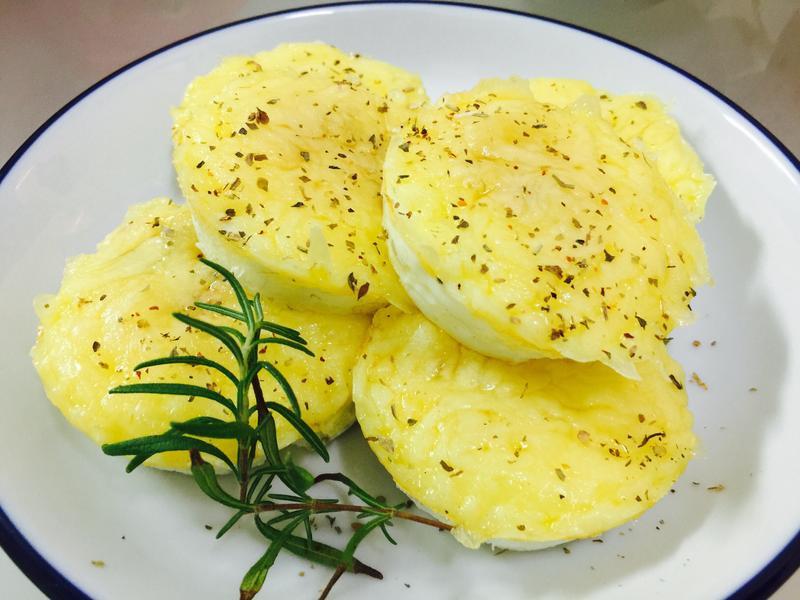 懶人料理:馬芬盒起司烤蛋