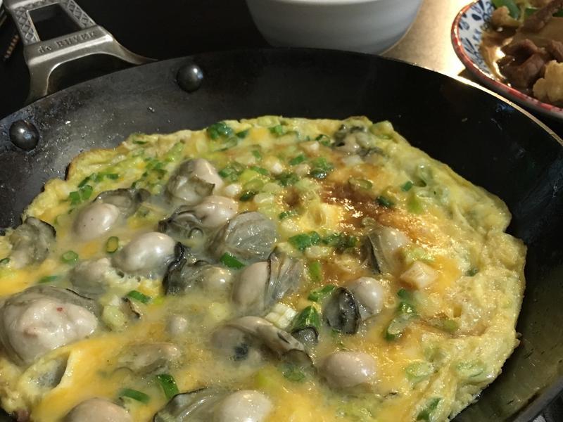 鮮蚵烘蛋|美味家常菜