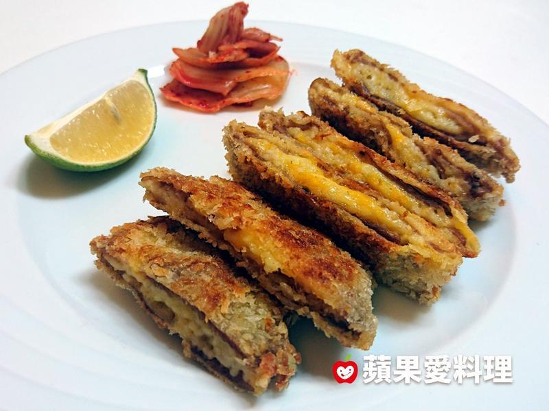 爆漿起司豬排-五木拉麵