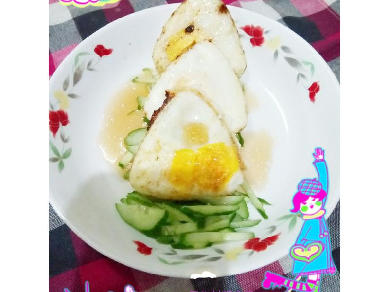 和風柚子煎蛋-健康廚房