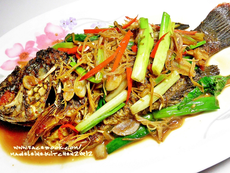 紅燒海吳郭魚
