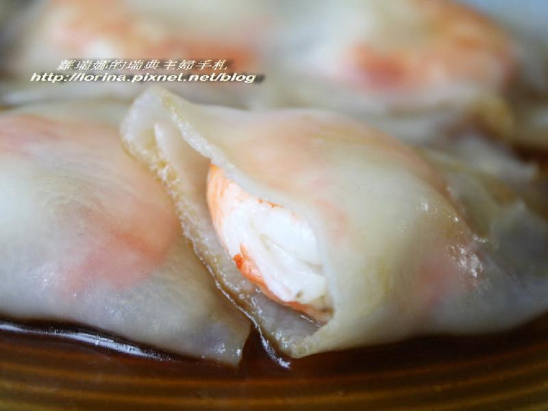 十分鐘上菜~微波爐搞定鮮蝦腸粉
