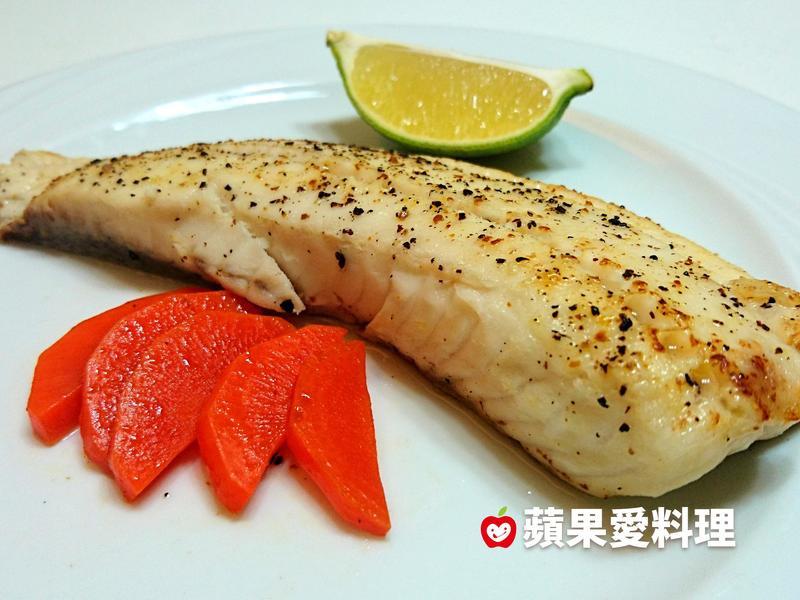馬告嫩煎鯛魚排(10分鐘)