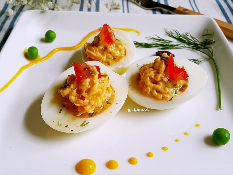 龍蝦蛋沙拉
