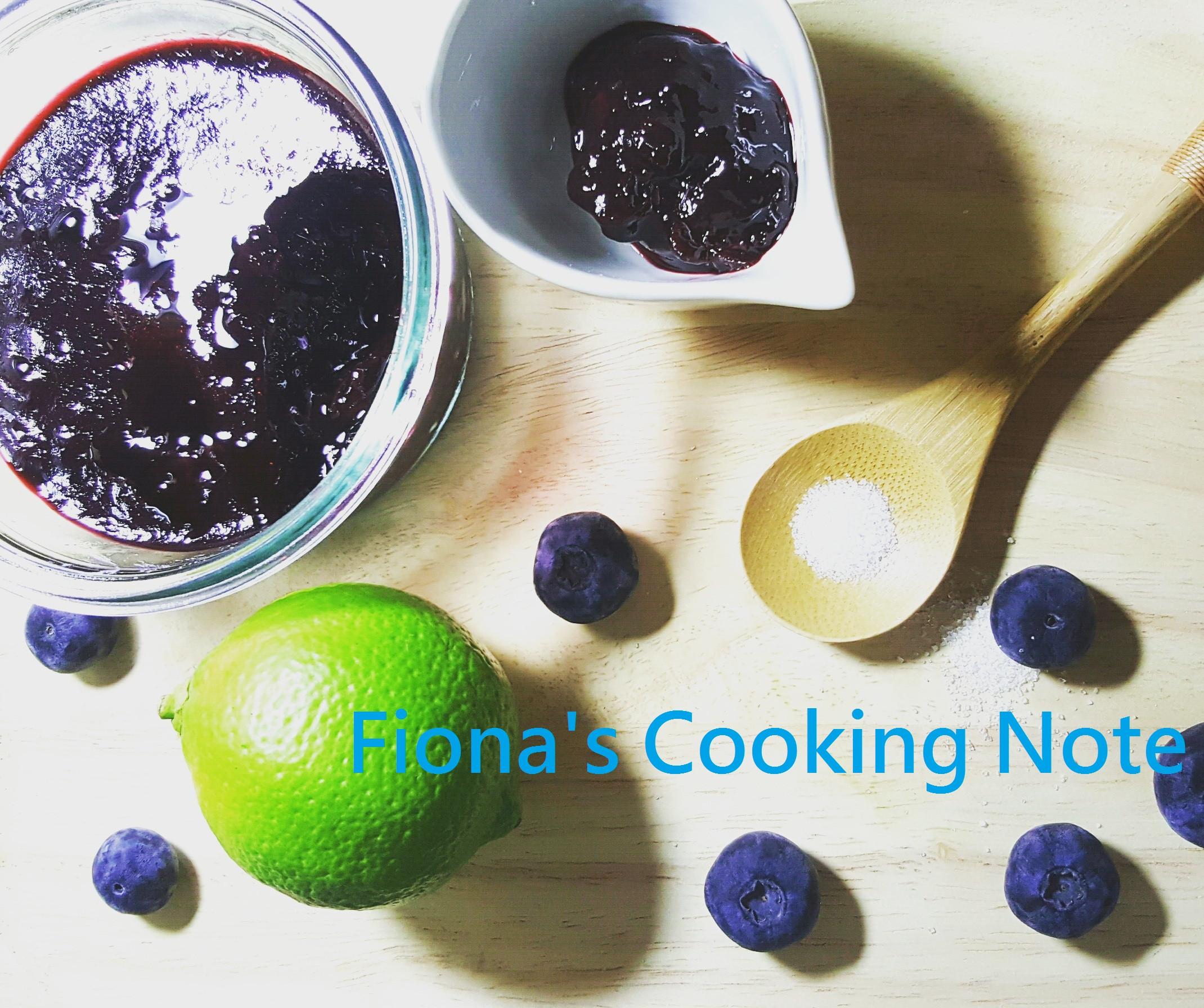 十分鐘做藍莓果醬