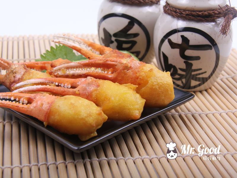 酥炸松葉蟹鉗【好好鮮生料理廚房】
