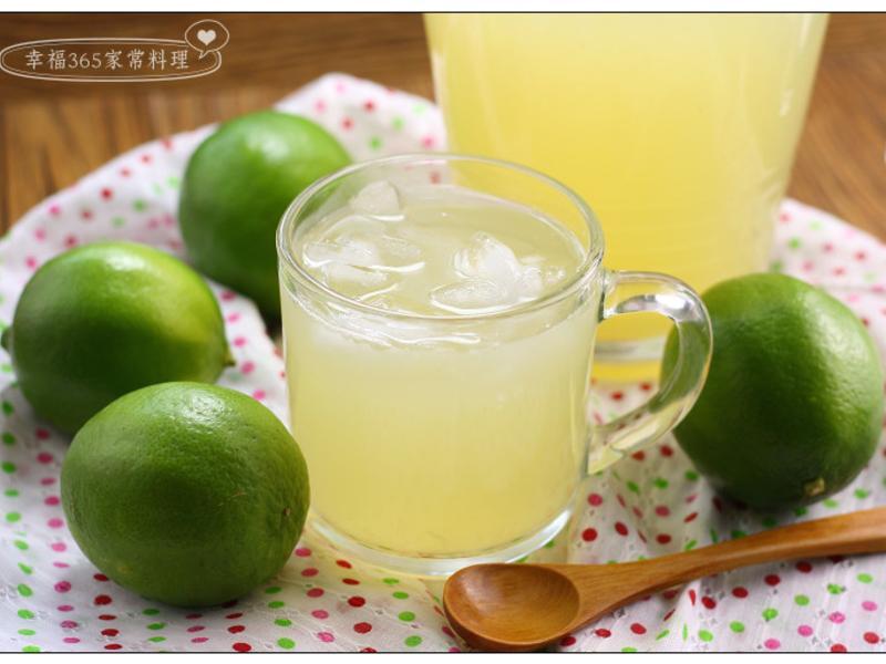 翡翠檸檬冰涼飲