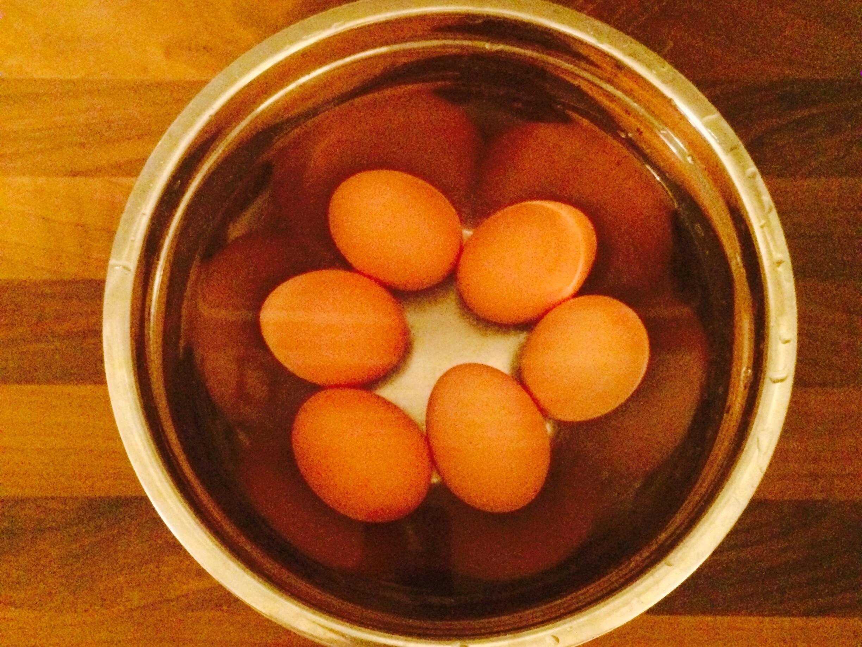 [大同電鍋]溏心蛋/水煮蛋