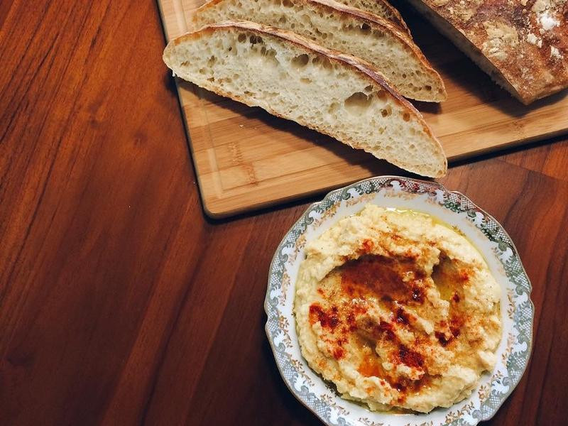 鷹嘴豆泥 Hummus