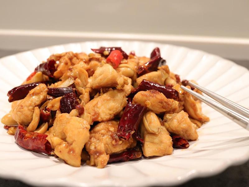 宮保雞丁(10分鐘上菜)