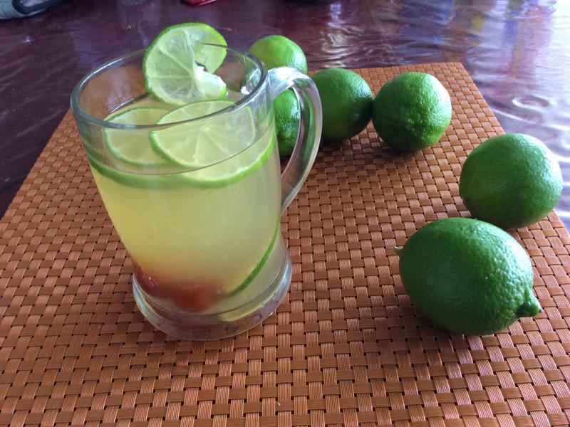 蜜金桔檸檬飲