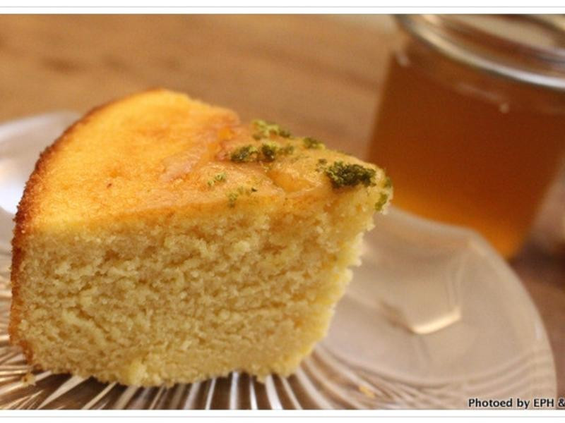 老奶奶檸檬蛋糕(蜂蜜取代糖霜)