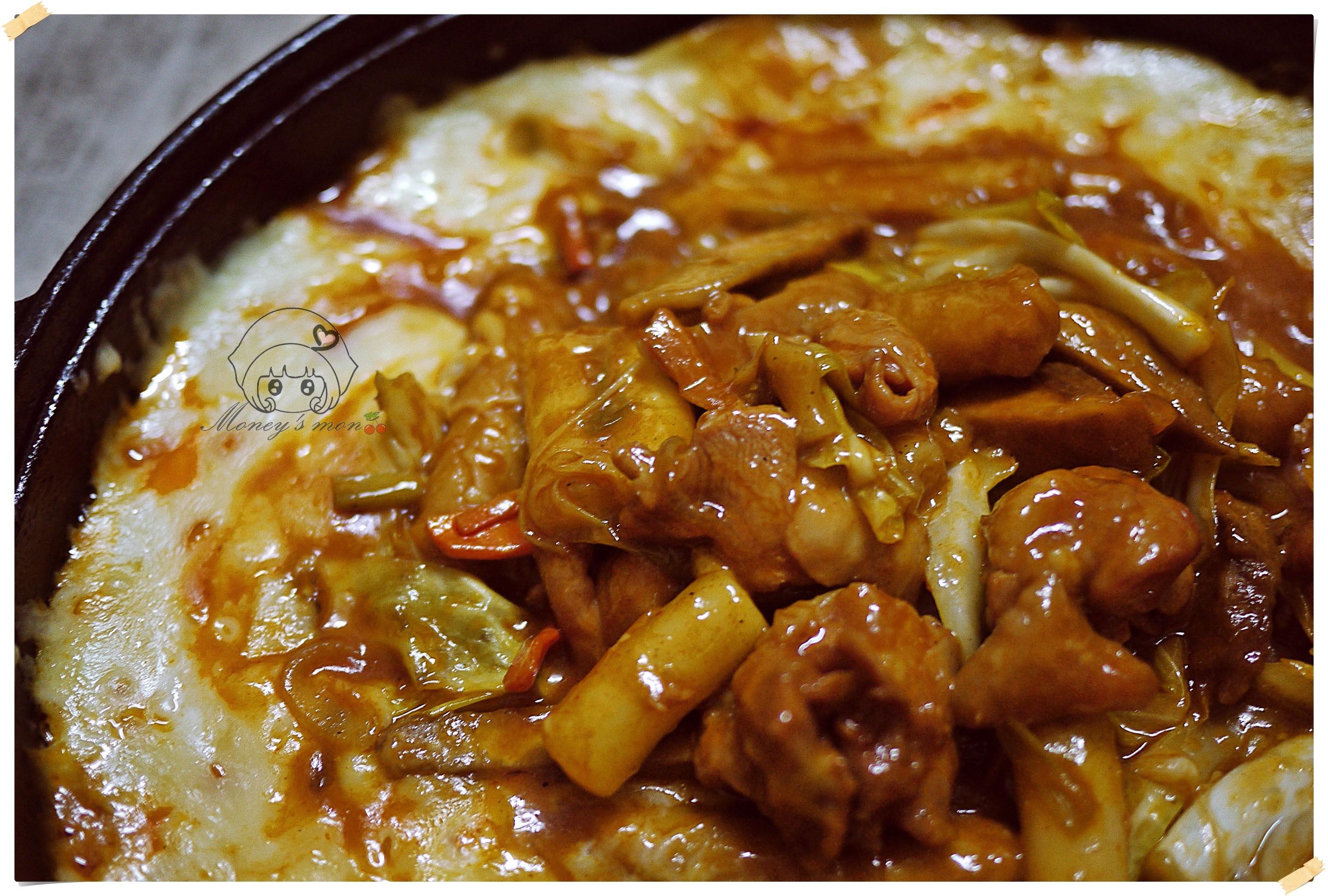 春川辣雞起司海