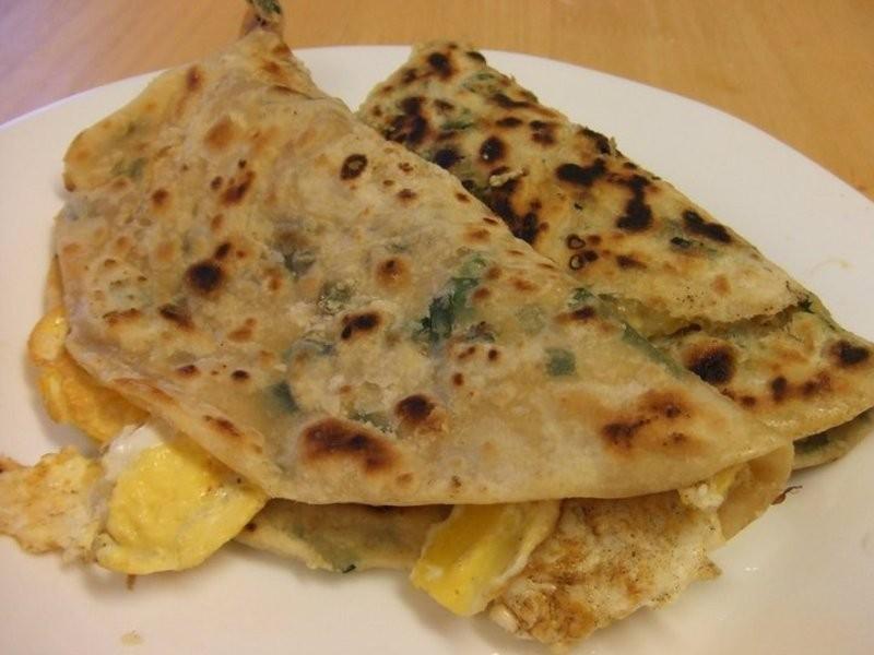 .゚+:✿。.留學生食譜の蔥油餅.゚+:✿。.゚