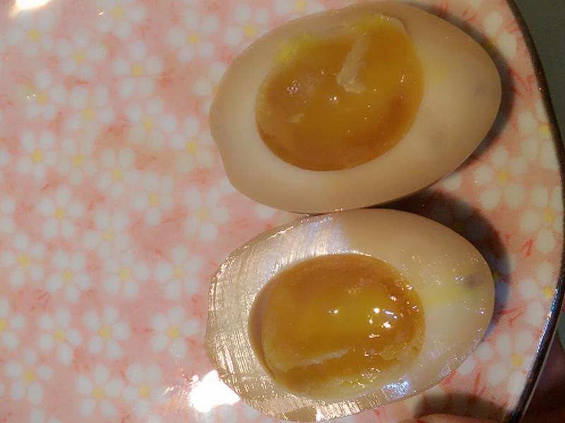 日式塘心蛋(零廚藝料理)