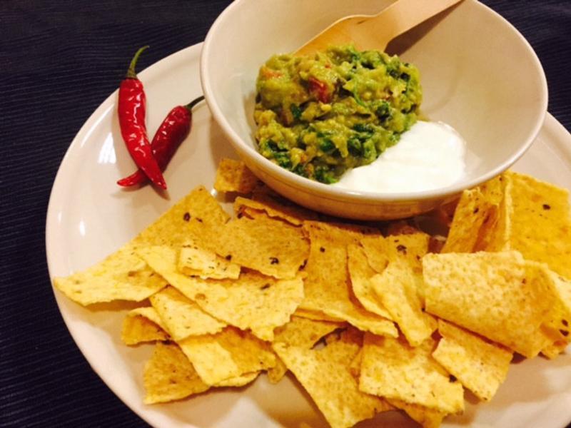 酪梨莎莎醬(Guacamole)