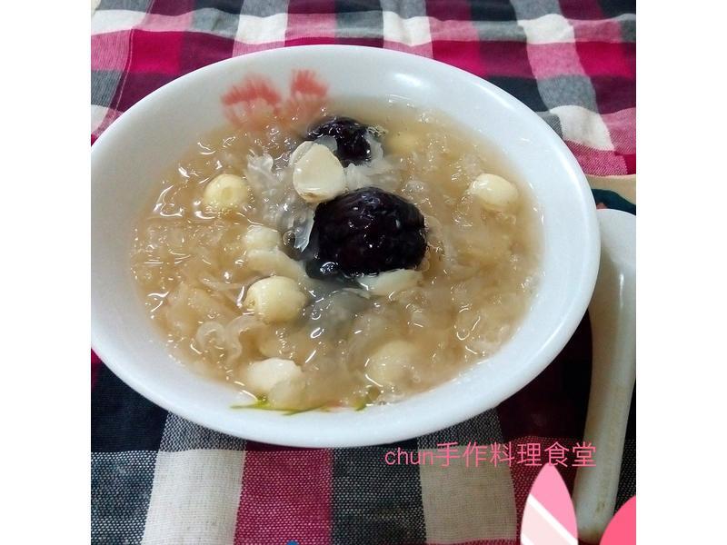 (柚香)百合蓮子燕窩-健康廚房