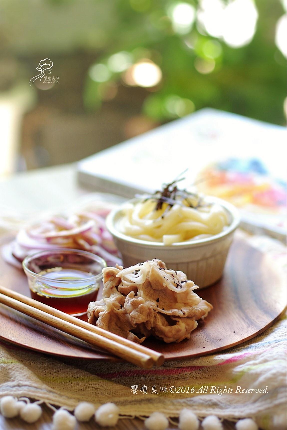 饗瘦美味-烏龍冷麵定食