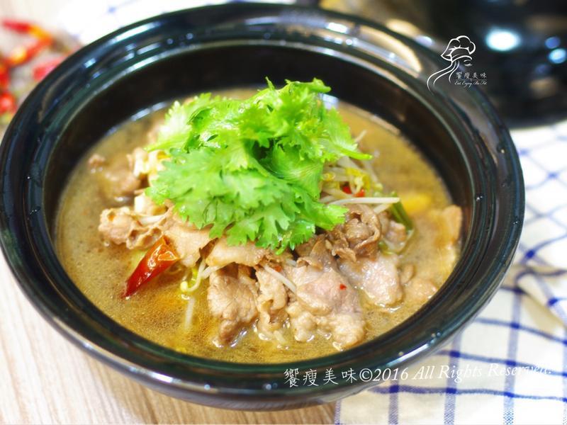 饗瘦美味-減油版水煮牛肉