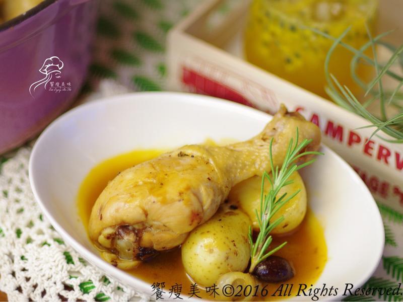 饗瘦美味-獵人燉雞