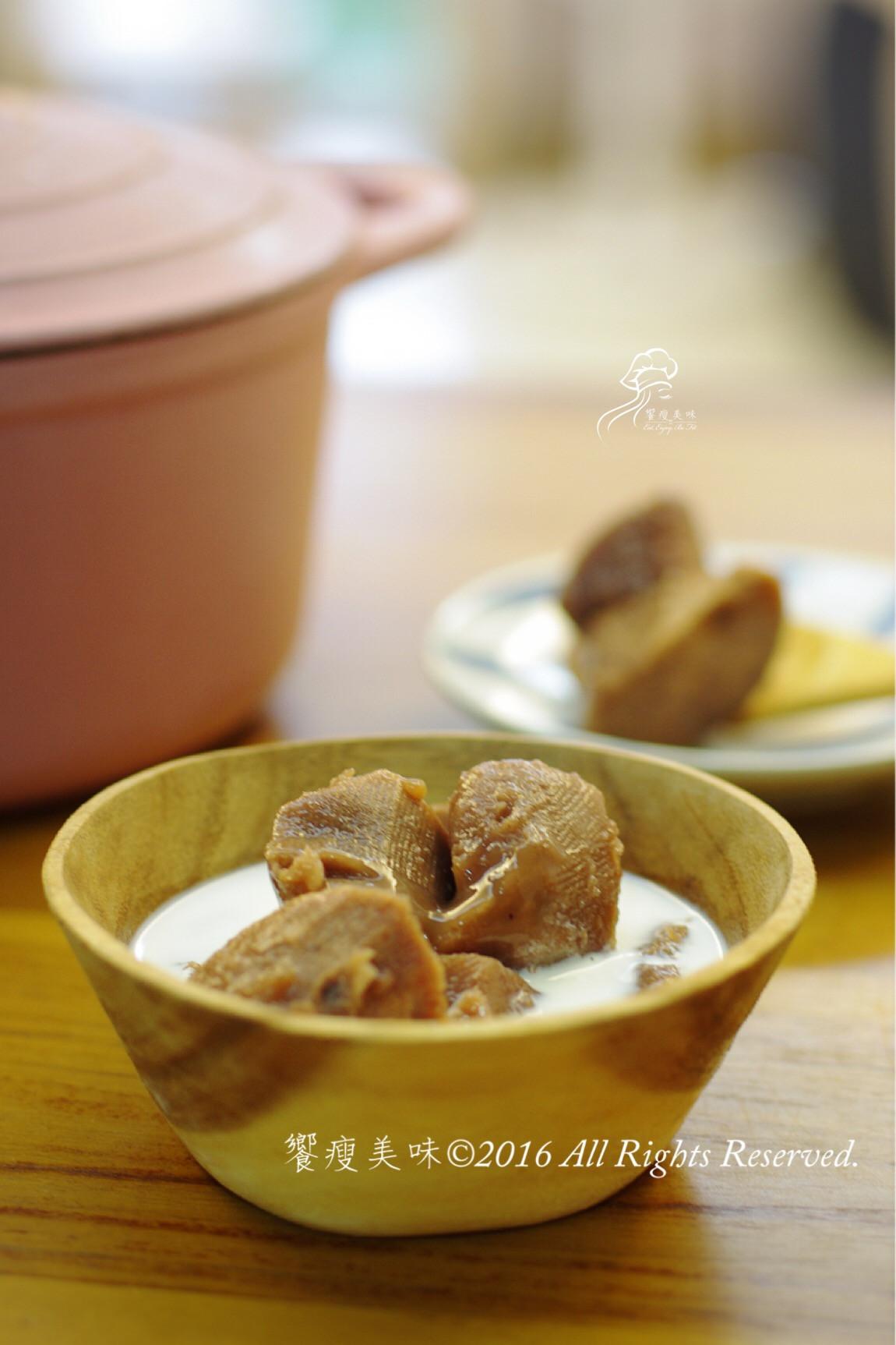 饗瘦美味-蜜芋頭