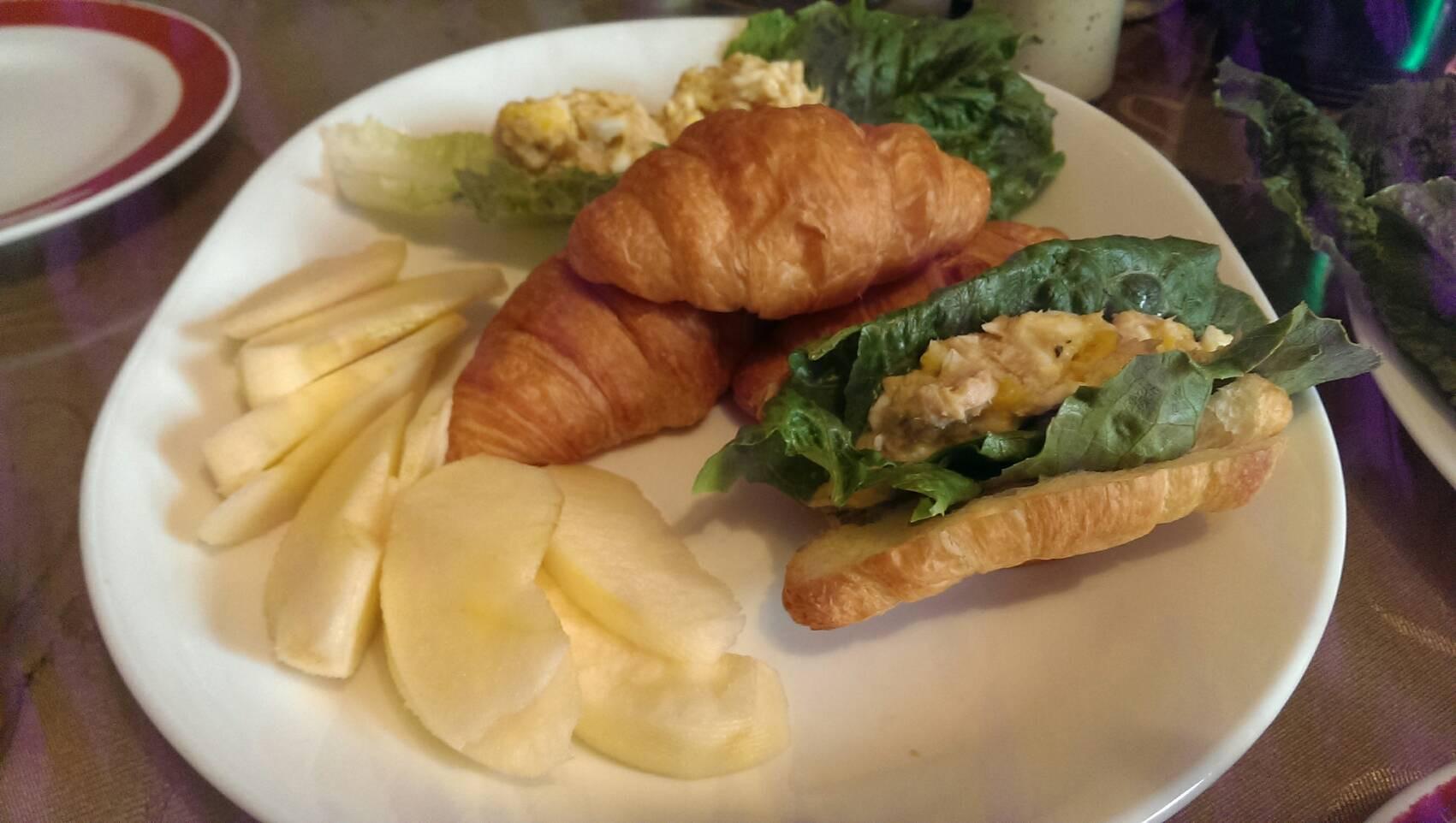 義式鮪魚蛋沙拉