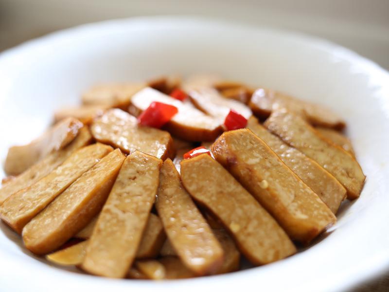 零失敗紅燒豆干(5分鐘上菜)