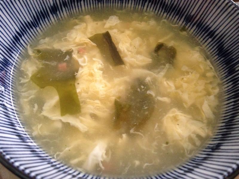 海帶芽玉米濃湯