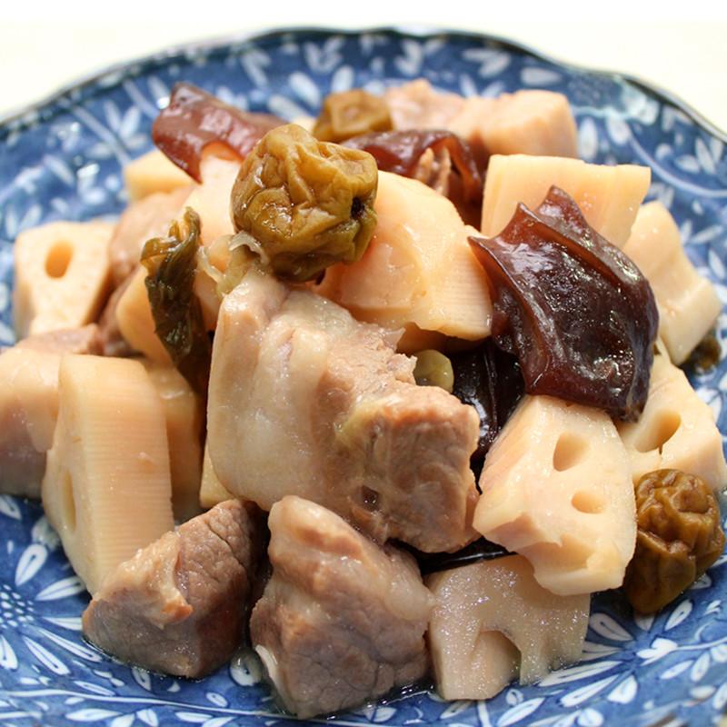 【厚生廚房】梅醋蓮藕五花肉