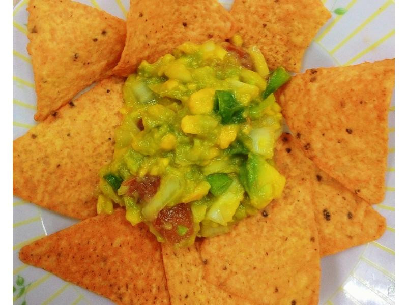 一試驚艷!開胃酪梨醬 guacamole