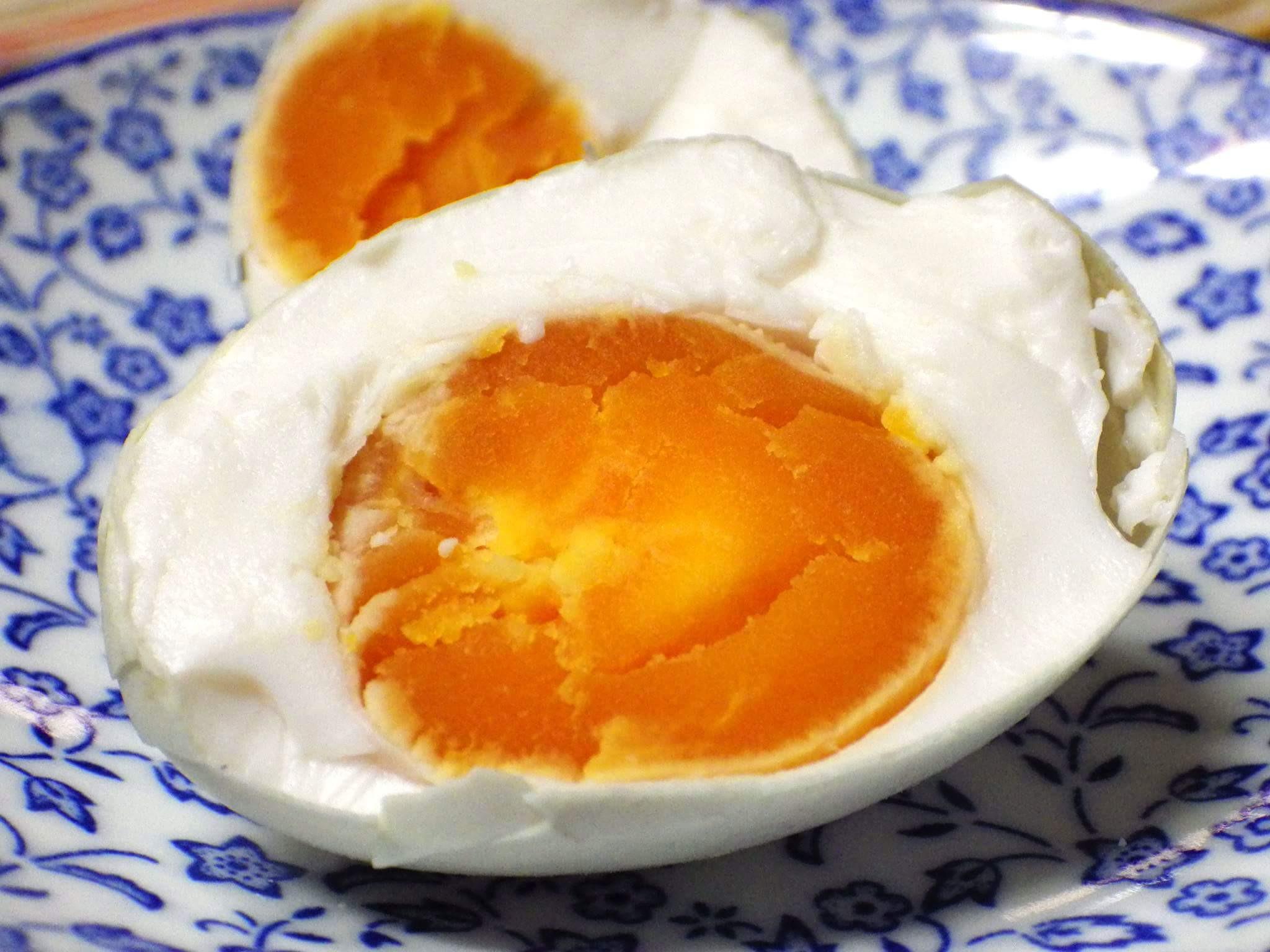 自製鹹鴨蛋