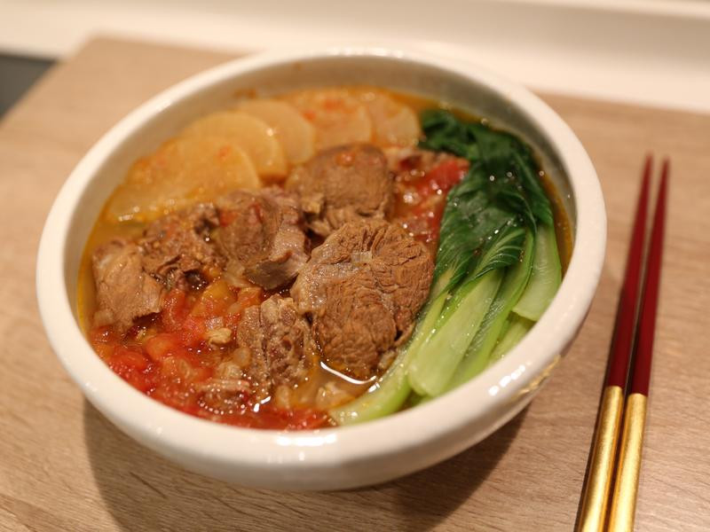 番茄牛肉湯(零廚藝OK)